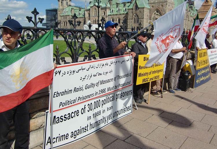 تظاهرات کانادا-3